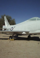North American FJ-4 Fury - Spacer