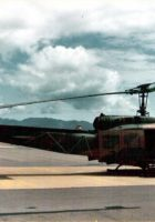 Bell uh-1 Mohawk - spacer