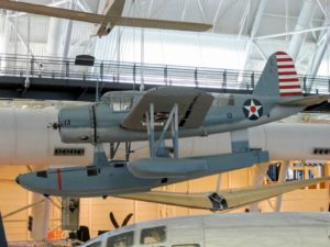 Vought OS2U Kingfisher-산책