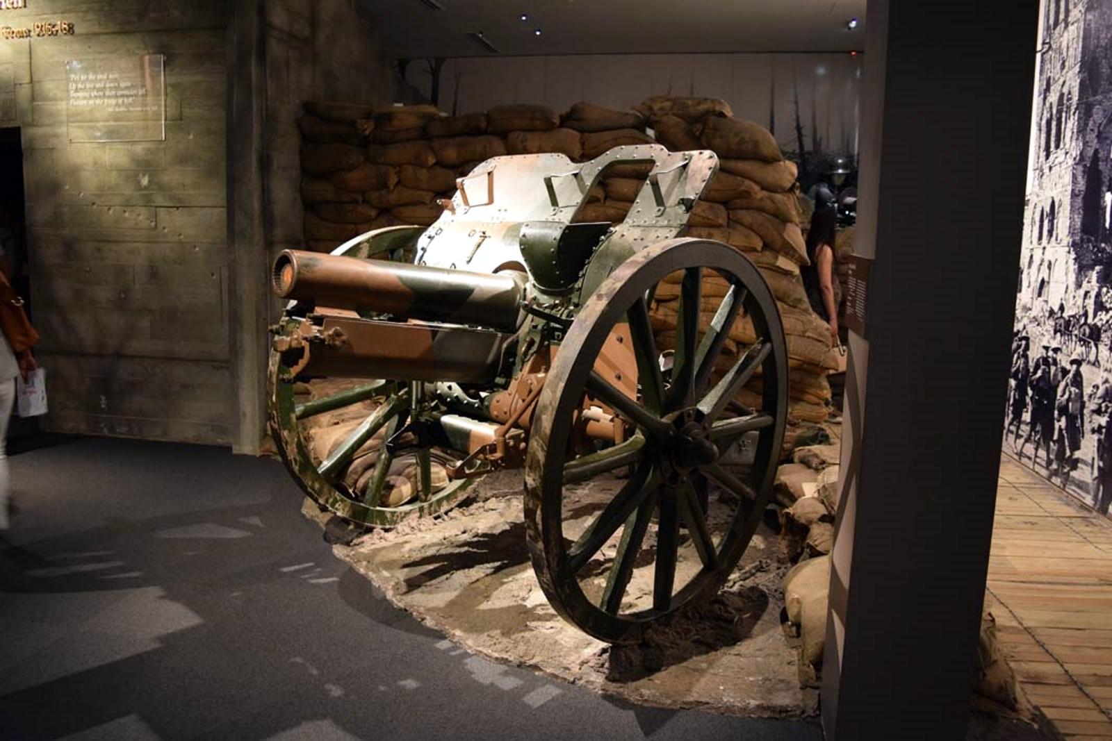 British 4.5'' QF Howitzer