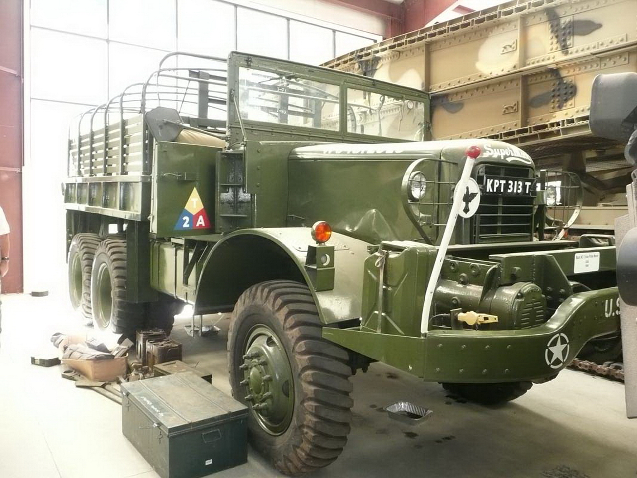 Mack NO 7.5 tons