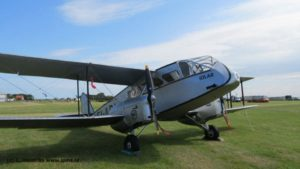 de Havilland Dragon - Caminar