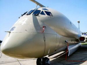 Hawker Siddeley Nimrod - Kävellä