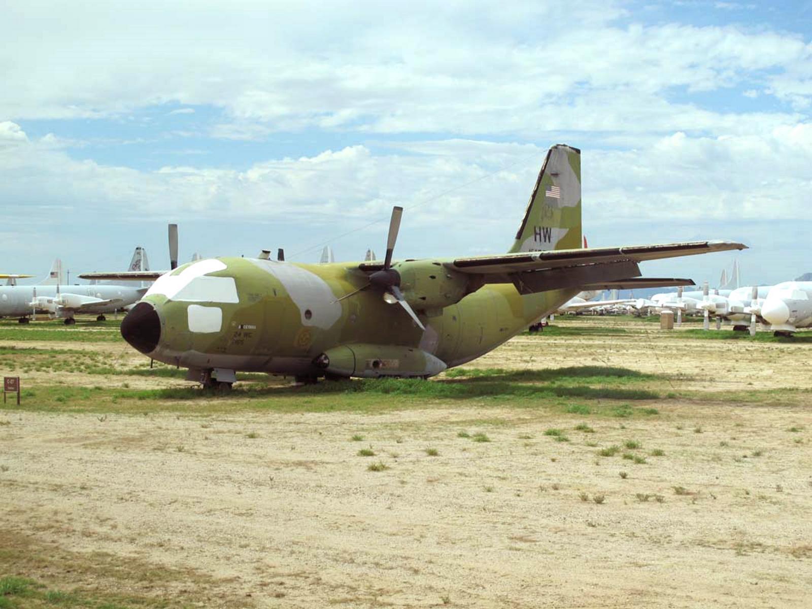 Alenia C-27A Spartaanse