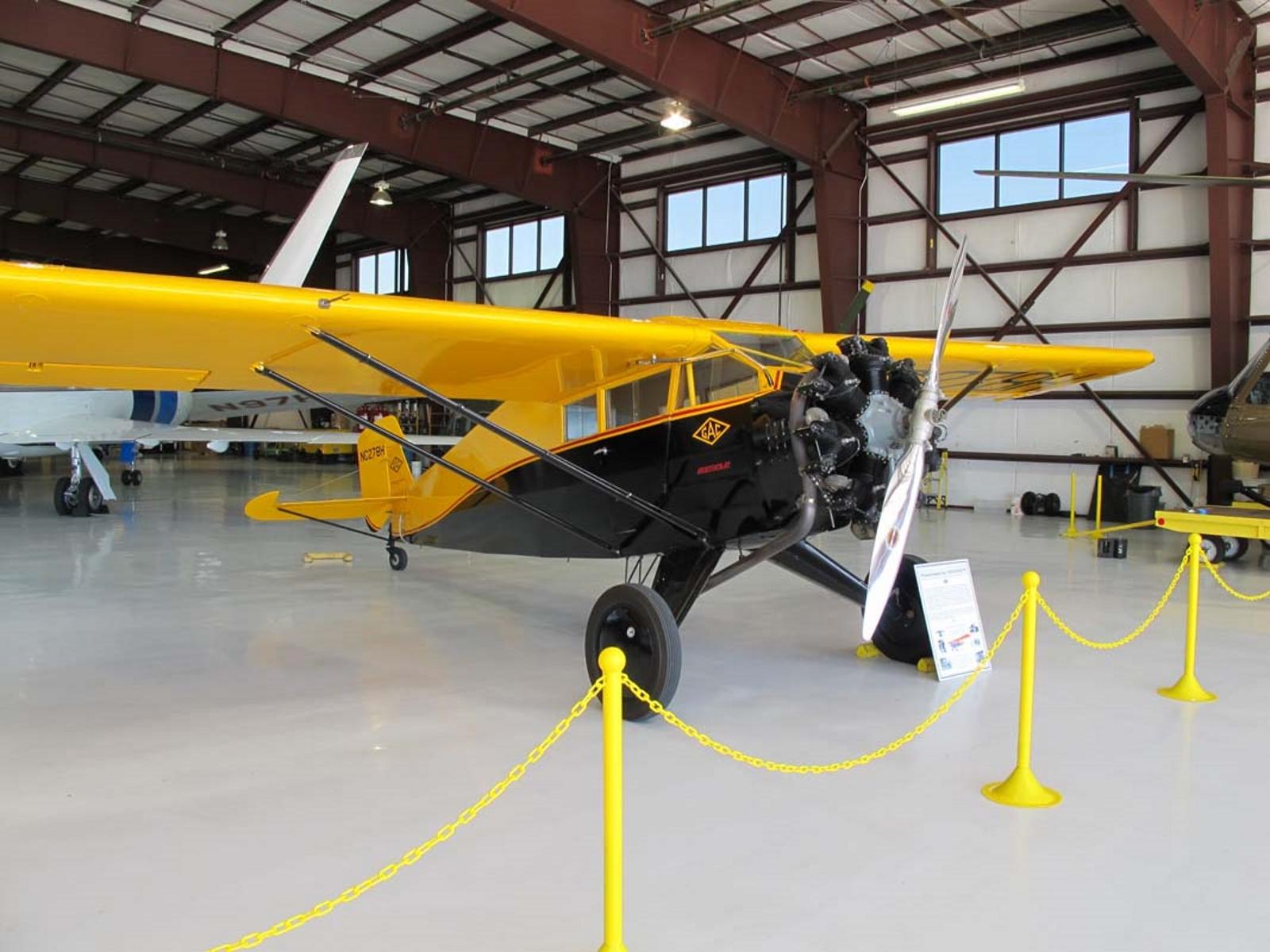 Γενική Αεροπλάνα 102-Ένας Αριστοκράτης