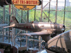 Northrop Alfa - Chodiť