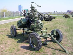 ZPU anti-aircraft - Walk Around