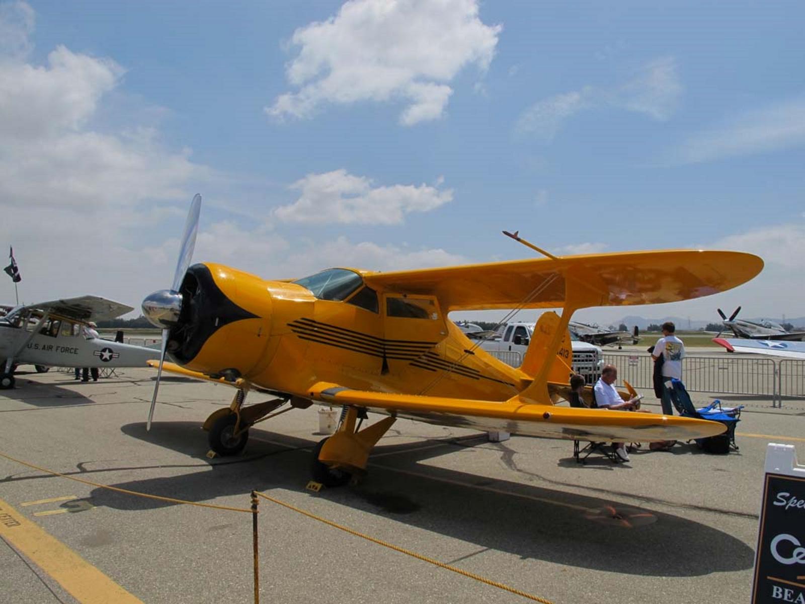 Beechcraft B17R Staggerwing