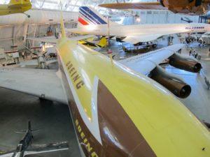 Boeing 367-80 - Spaziergang Rund Um