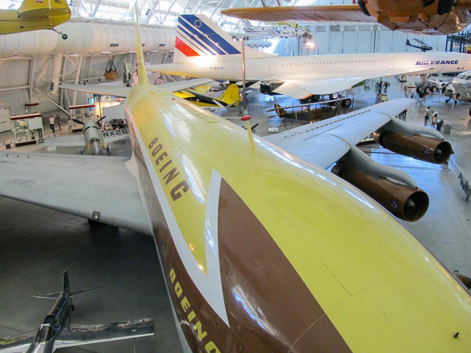 Boeing 367-80 'Dash 80'
