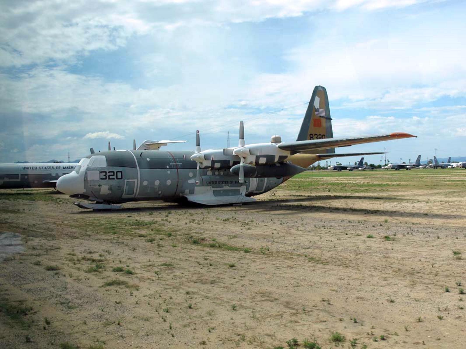 Lockheed LC-130 Hercules