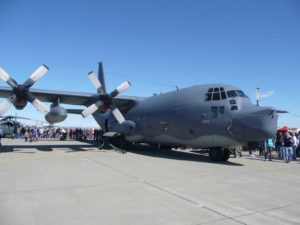 Lockheed MC-130 - Caminar