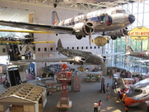 Boeing 247 - Walk Around