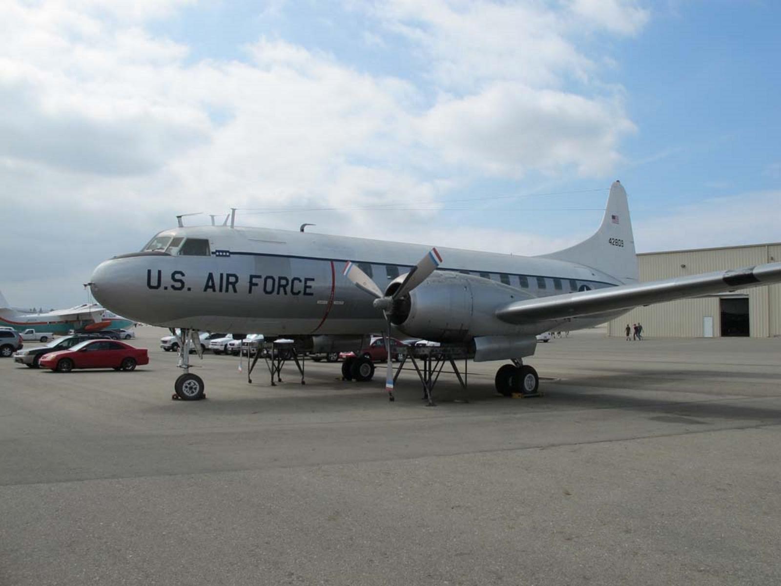 Convair C-131D Samarijan