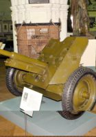 45 mm anti-tank gun M1937 - Camminare Intorno