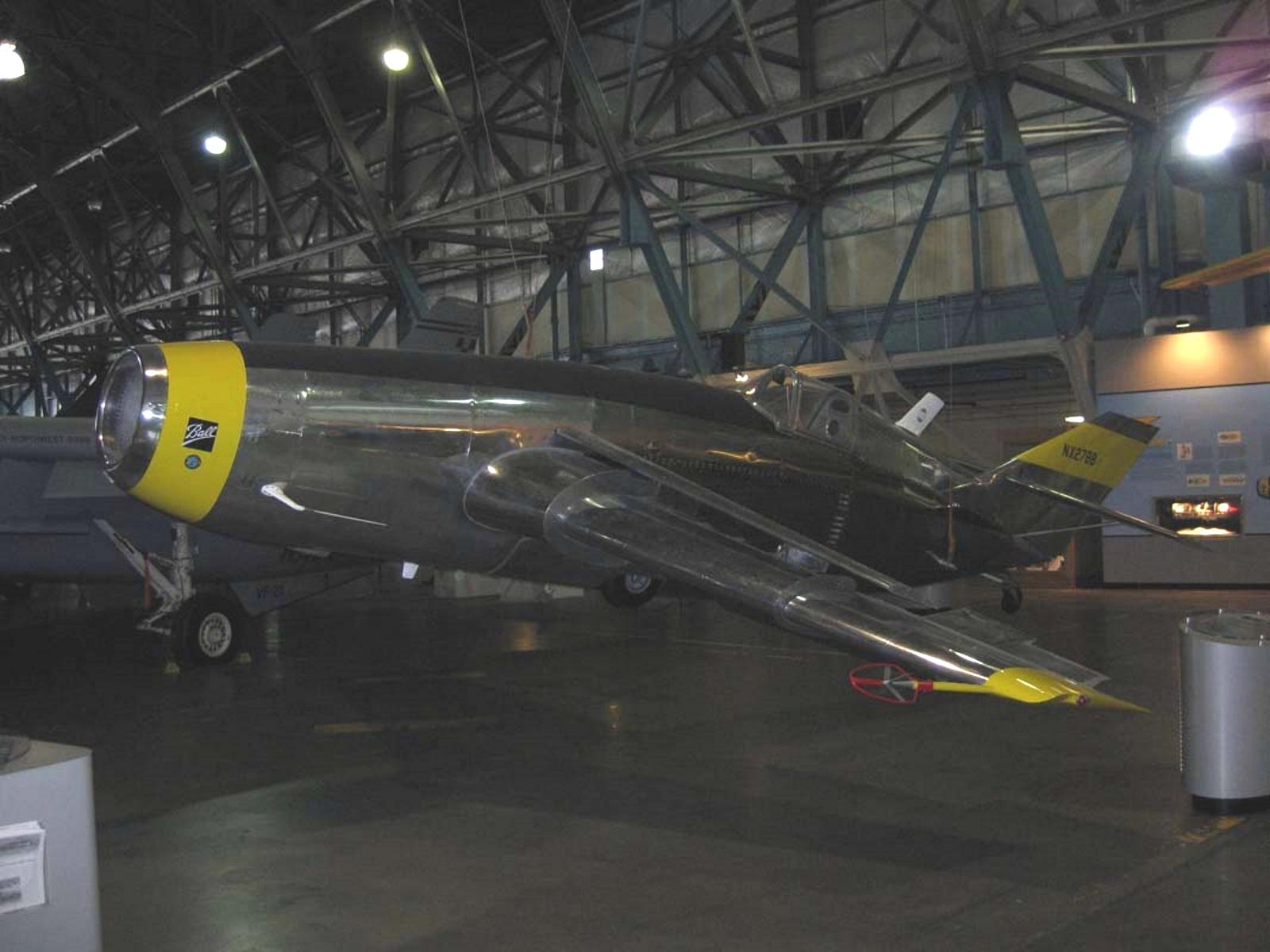 Bal-Bartoe JW-1 Jetwing