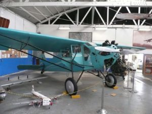 Curtiss Robin -