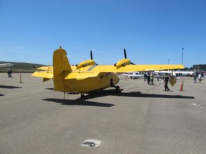 Grumman G-44 Widgeon - Caminar