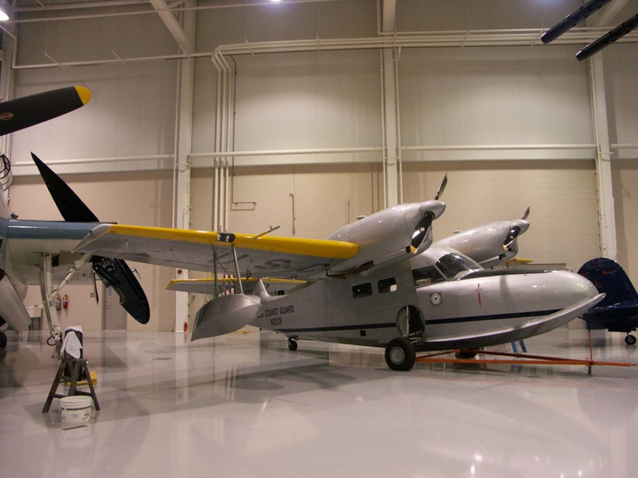 Grumman G-44 Widgeon