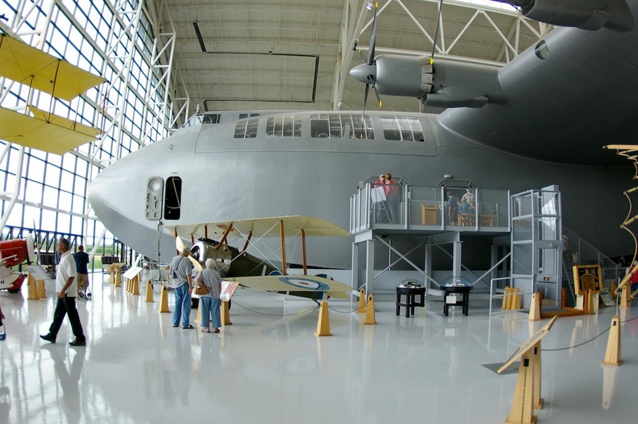 Hughes H-4 (HK-1) Hercules