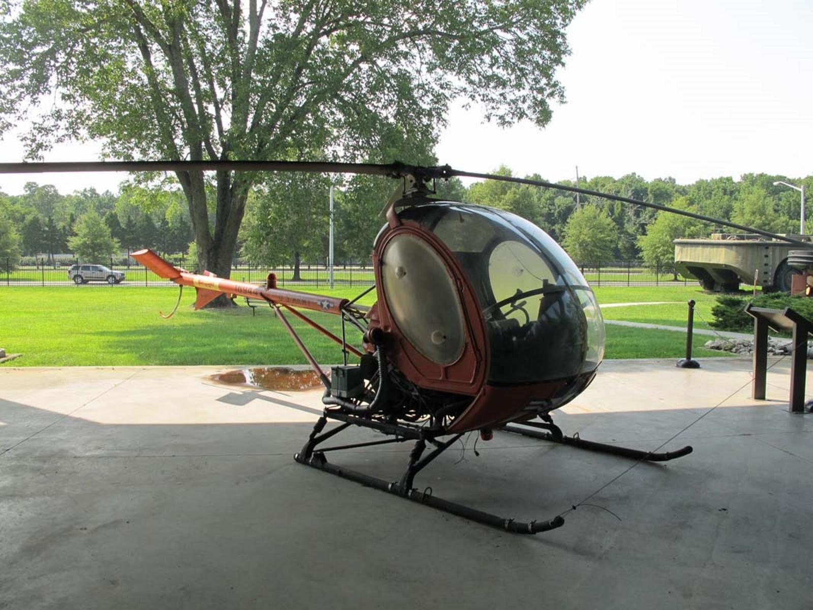 Hughes TH-55 Osage