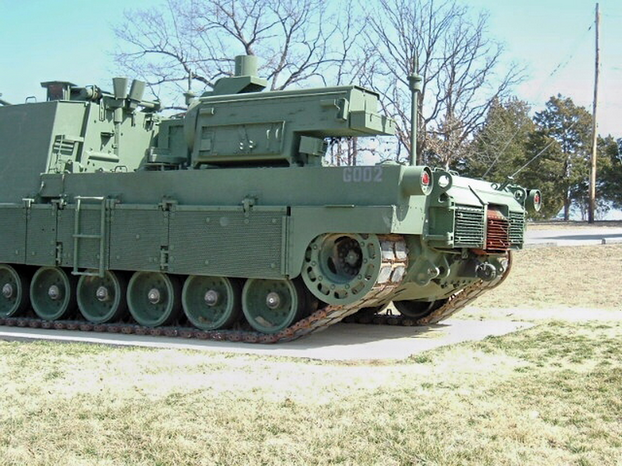 M1 Grizzly