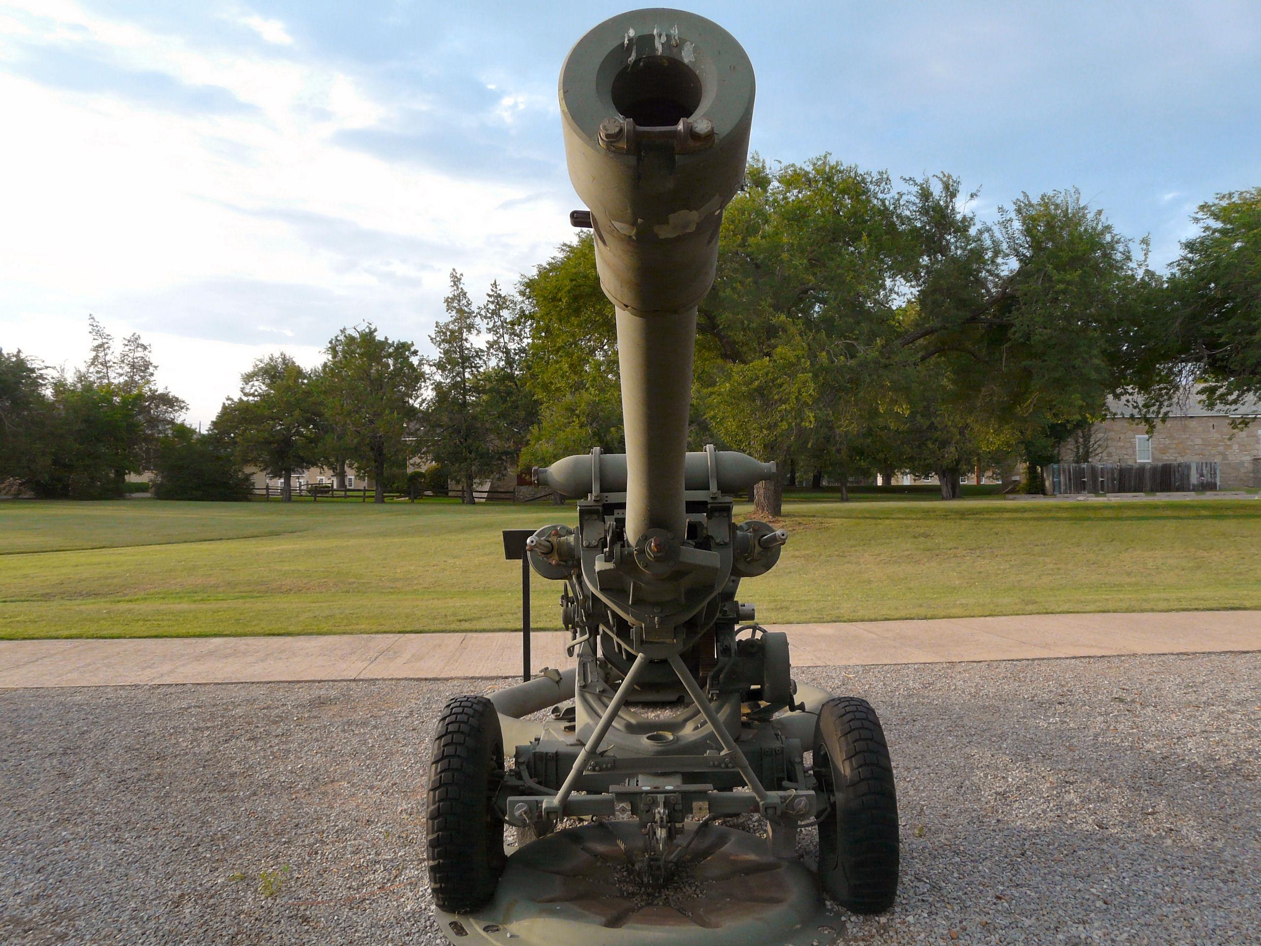 M119 105 χιλιοστά Howitzer