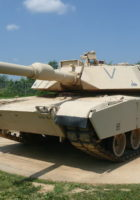 M1 Abrams - Walk Around