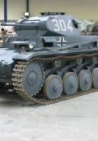 Panzer II - Jalutada