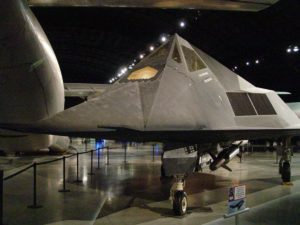 "Lockheed F-117 ""Knight Hawk"" - Spacer"