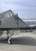 Lockheed F-117 Nighthawk - Spacer