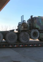 Heavy Equipment Transport System - Walk Around