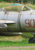 Mig-Gurewicz Mig-19 - Spacer