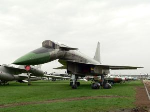 Sukhoi T-4 - Walk Around