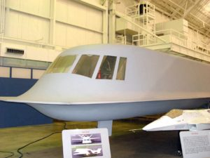Northrop Σιωπηρή Μπλε - Με Τα Πόδια Γύρω Από