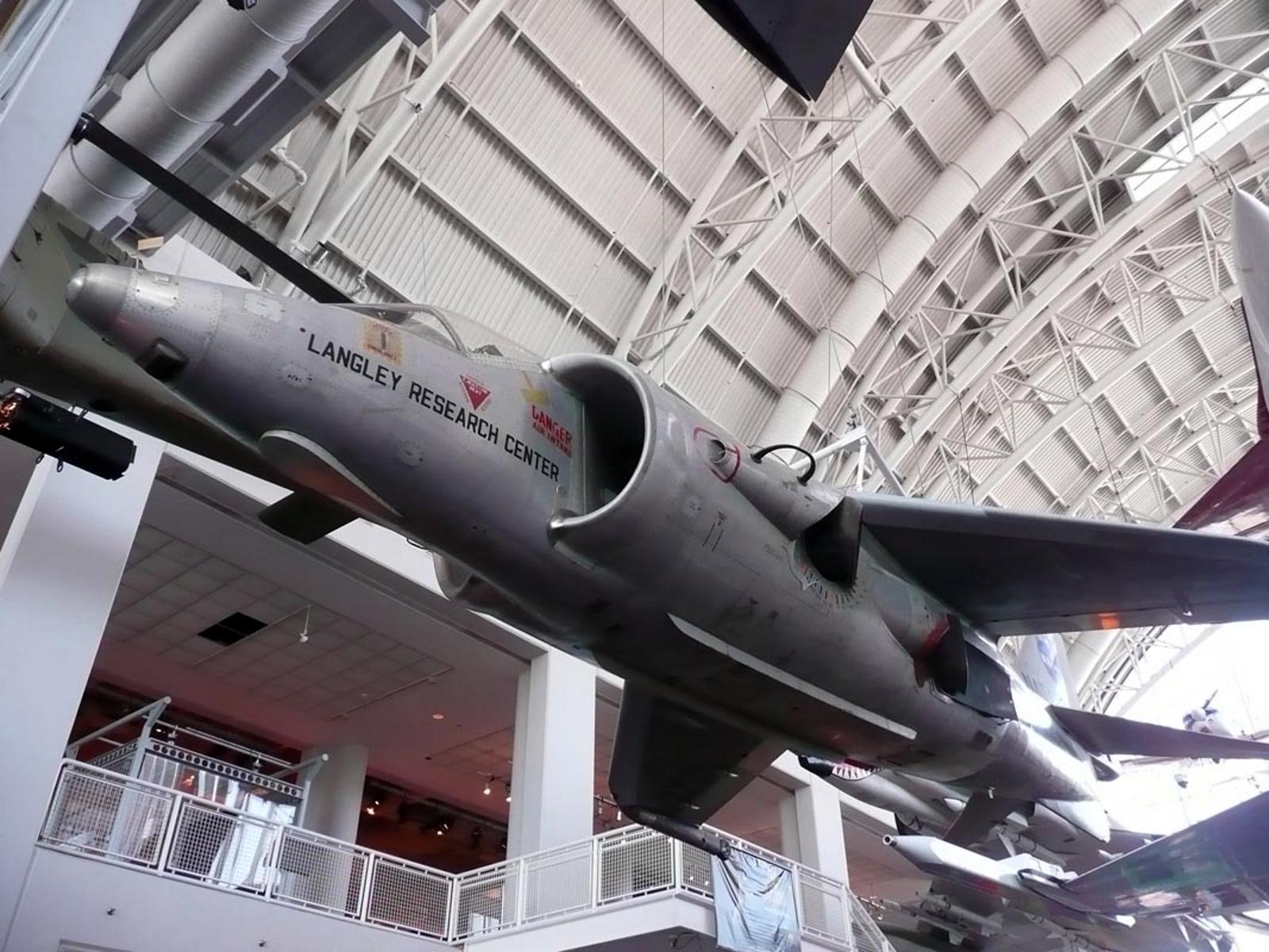 Hawker XV-6A Torenvalk