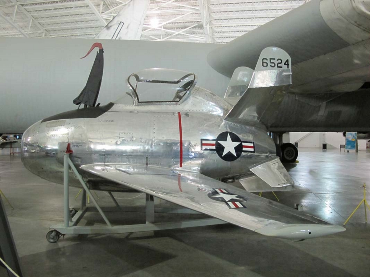 McDonnell XF-85 Paharet