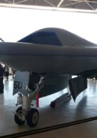 Northrop Grumman X-47B - Walk Around