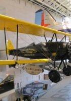 Pitcairn PA-5 Mailwing - Camminare Intorno