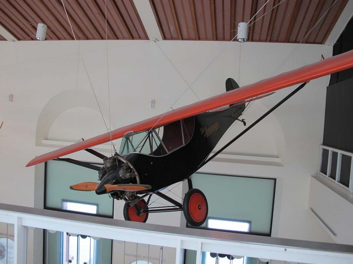 Velie Monocoupe Model 70