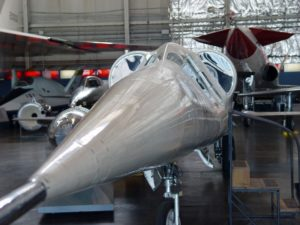 Douglas X-3 Stiletto - Walk Around