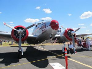 Lockheed Electra 12 - Walk Around