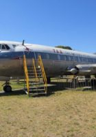 Vickers Viscount - Camminare Intorno