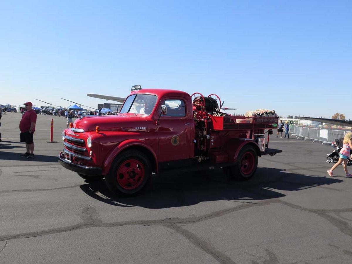 1950 Dodge Пожарная Машина