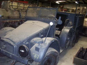Krupp Kfz.81 Protze - Walk Around