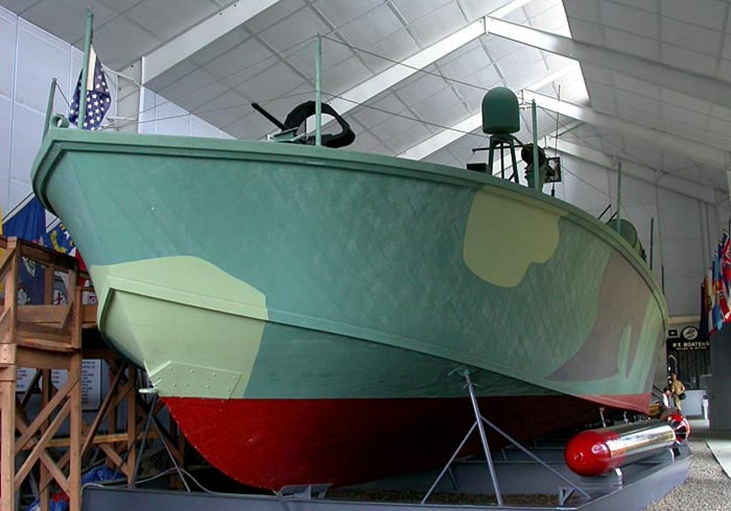 PTボートPT-617