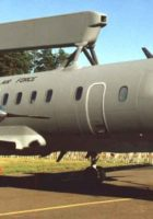 SAAB 340 AEW - Spaziergang Rund um