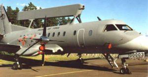 SAAB 340 AEW - Walk Around
