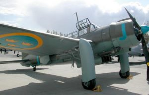 SAAB B17 - Walk Around