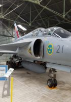 Saab 37 Viggen - Walk Around